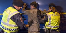 52-Jährige tritt Räuber zwischen die Beine: Festnahme!