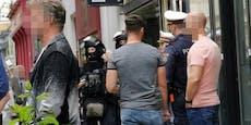 Juwelier in Wien ausgeraubt: Täter flüchtig