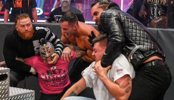 Chaos in der WWE