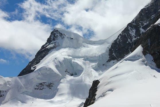 Gletscher in den Alpen werden irgendwann eine Seltenheit sein.