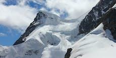 Gletscherschwund in den Alpen steigt dramatisch