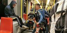 Moped gestohlen – Teenies flüchten mit U-Bahn