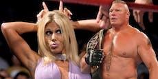 """WWE-Diva über Brock Lesnar: """"Hat kleinen, roten Penis"""""""