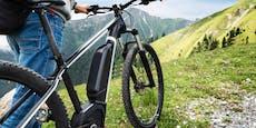 Leih-E-Bikes im Trend! Hier gibt's das günstigste