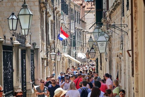 Kroatien setzt auf eine gute Urlaubssaison.