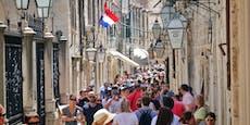 Jetzt lässt Kroatien auch noch US-Touristen ins Land