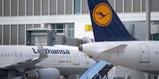 Mann passte sein Sitz im Flieger nicht – Polizeieinsatz