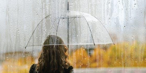 Das typische April-Wetter dauert auch das letzte Juni-Wochenende noch an.