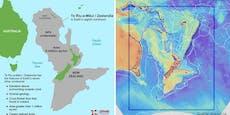 Forscher rekonstruieren versunkenen achten Kontinent