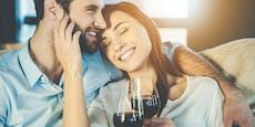 Paare, die sich gemeinsam betrinken, sind glücklicher