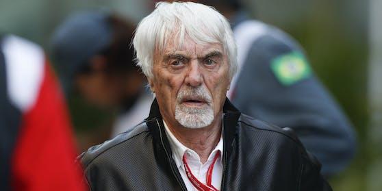 Ex-Formel-1-Boss Bernie Ecclestone