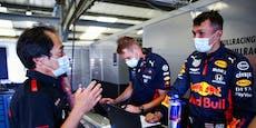 Red Bull testet Sicherheitskonzept für Spielberg