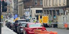 Messerattacke in Hotel – drei Menschen tot
