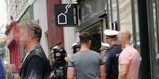 Zeugen gesucht: Polizei jagt Juwelendieb im Senf-Sakko