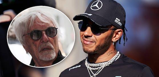 Lewis Hamilton kritisiert Bernie Ecclestone