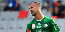 Nach 0:1-Pleite: Maierhofer knöpft sich Mitspieler vor