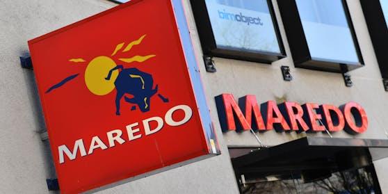Eine Filiale der Steakhaus-Kette Maredo