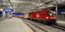 S-Bahn steht bald zwischen Floridsdorf und Praterstern