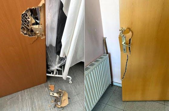 Zwölfaxing: Einbruch in Feuerwehrhaus