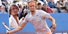Zverev sagt nach Corona-Wirbel Turnier-Start ab