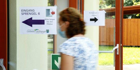 Die Gemeinderatswahl in der Steiermark war die erste Wahl nach der Corona-Krise.