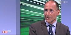 Virus-Sager! Strache geht auf ORF-Experten los