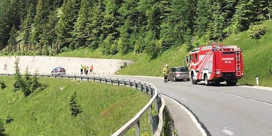 Durch den Unfall kam niemand zu Schaden.