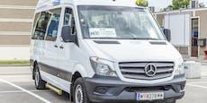 """Bei Anruf Bus: Aus ASTAX wird """"Rufbus"""""""