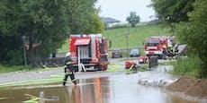 120 Einsätze in einer Nacht – Feuerwehr im Dauereinsatz