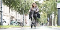 """Wheels"" in Wien: ""Heute"" testet E-Bike zum Ausborgen"