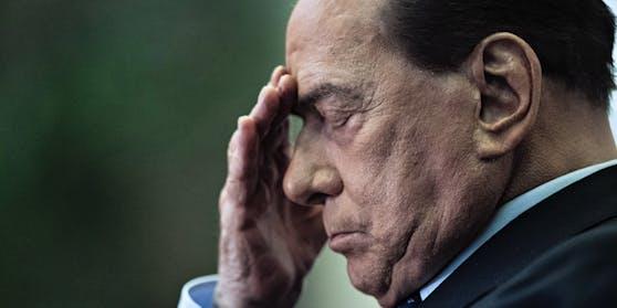 Silvio Berlusconi muss sparen.
