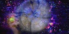 So ticken die Uhren im Universum