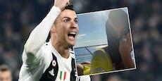 Ronaldo-Freundin zeigt neuen Riesen-Klunker