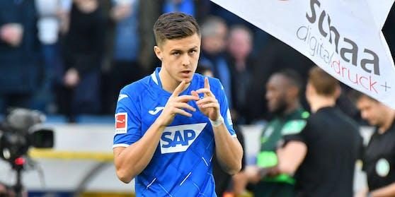 Hoffenheim-Legionär Christoph Baumgartner
