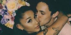 Fix zam! Ariana Grande postet das erste Pärchenfoto
