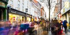 Alarm wegen Aufruf zu maskenfreiem Einkauf