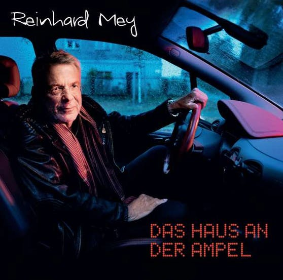 """Reinhard Meys neues Album """"Das Haus an der Ampel"""" ist bei Amazon nur mit Verspätung erhältlich"""