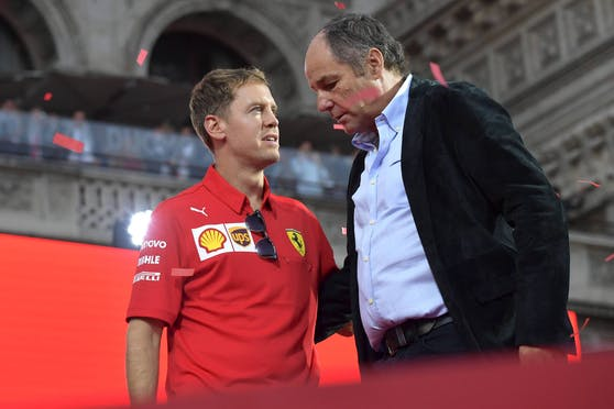 Gerhard Berger will Sebastian Vettel in die DTM holen.