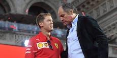 """Vettel-Zukunft? """"Kann nur die DTM geben"""""""