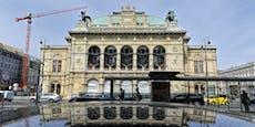 Wiener Staatsoper macht im Juni für 100 Personen auf