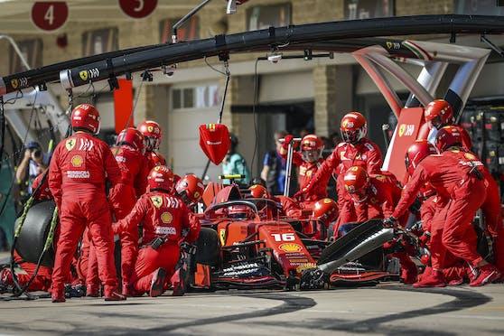 Kann Ferrari nicht vorne mitmischen?