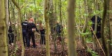 Joggerin (27) stundenlang in Gebüsch vergewaltigt