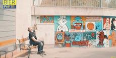 """Bierpartei-Video wirbt für """"Tourismusregion Simmering"""""""