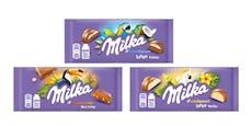 Milka launcht luftig-schokoladige Sommersorten