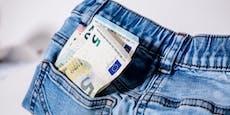 Mädchen bekommen 17 Prozent weniger Taschengeld