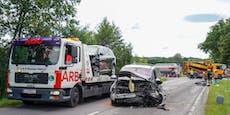 Ried-Trainer Baumgartner bei Unfall verletzt