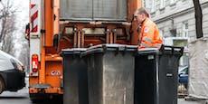 Heuer keine höheren Gebühren für Müll, Wasser und Kanal