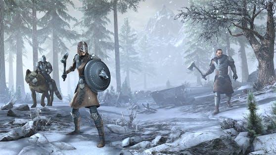 """""""The Elder Scrolls Online"""" hat zahlreiche Neuerungen vorgestellt."""