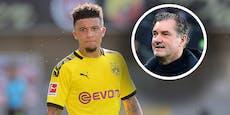 Friseur-Eklat: Dortmund-Boss Zorc mit klarer Ansage
