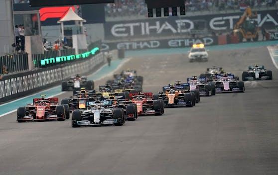 Der Formel-1-Kalender nimmt langsam Formen an.